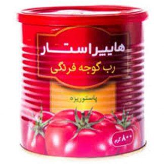 رب گوجه فرنگی آسان باز شو هایپراستار ۸۰۰ گرمی