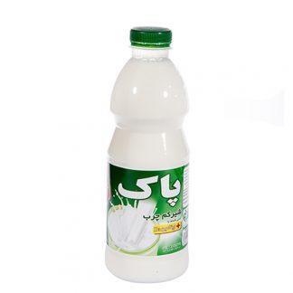 شیر کم چرب غنی شده با ویتامین D پاک ۱ لیتری