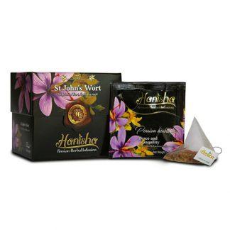 دمنوش ریشه زعفران –گل راعی-هانیشا