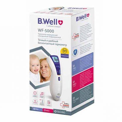 تب سنج دیجیتال لیزری(غیر تماسی) BWELL مدل WF5000